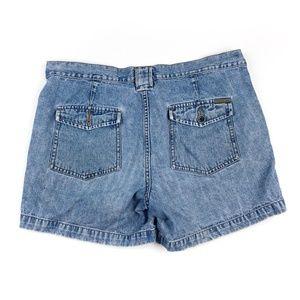 Calvin Klein Jeans Shorts - Vintage Calvin Klein Jean Shorts Size 10 Womens